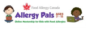 Allergy Pals online food allergy mentorship
