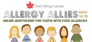 Allergy Allies online food allergy mentorship