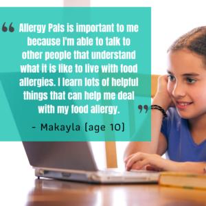 Makayla's quote