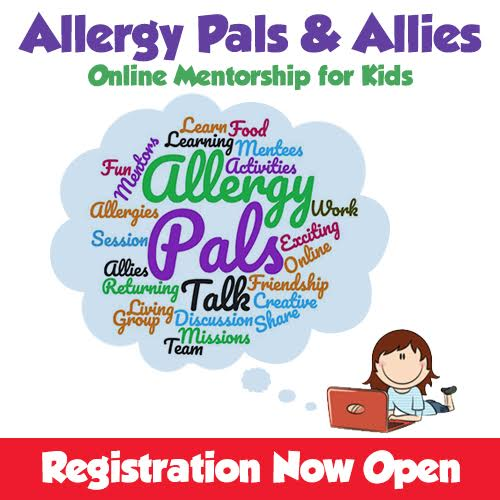 Allergy Pals and Allies registration now open