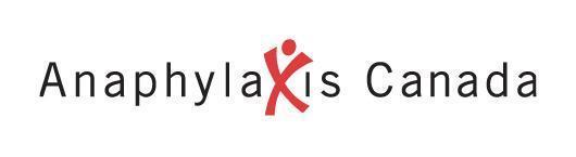 Anaphylaxis Canada logo