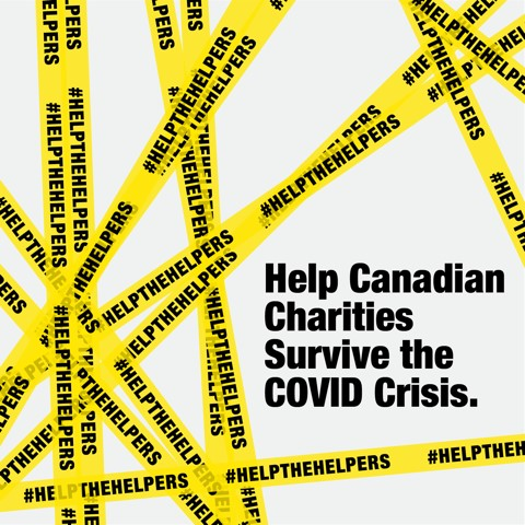 Help Canadian Charities Survive the COVID crisis