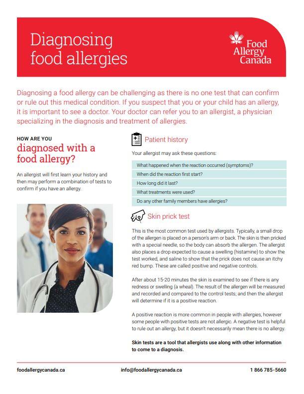 Diagnosing-food-allergies