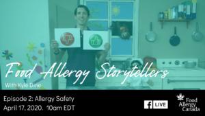 Episode 2: Allergy Safety