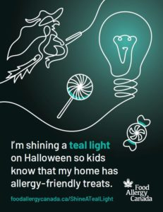 Shine a Teal Light Poster 3