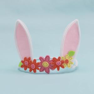 Felt rabbit ears