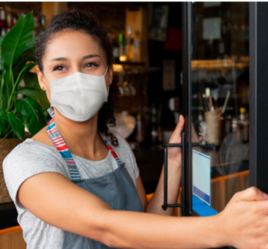 Serving guests with food allergy during COVID-19: Foodservice tips