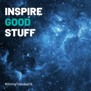 Inspire good stuff
