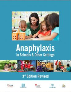 Anaphylaxis in Schools & Other Settings, 3rd Edition Revised