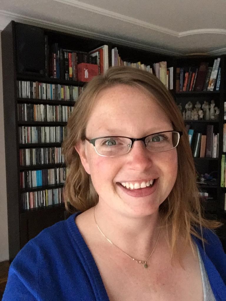 Jen Webber, parent mentor