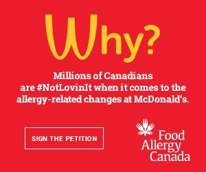 McDonald's petition