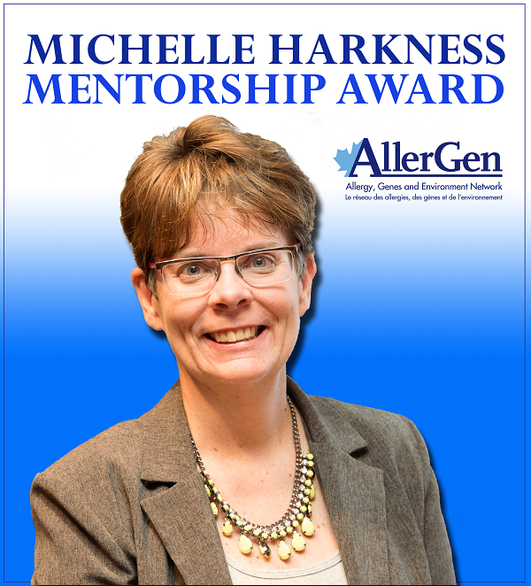 Michelle Harkness Mentorship Award