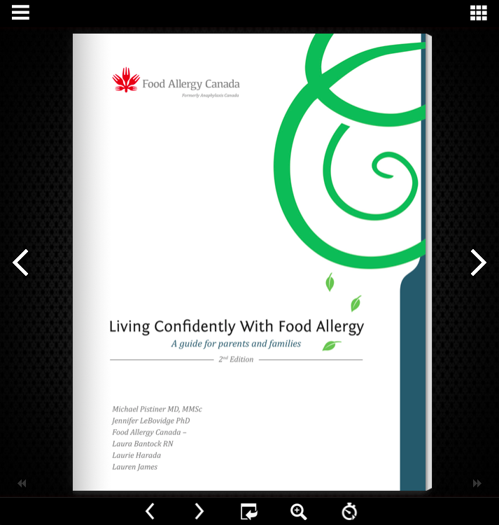 Newly Diagnosed Handbook flipbook