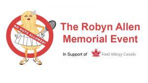 Robyn-Allen-Event