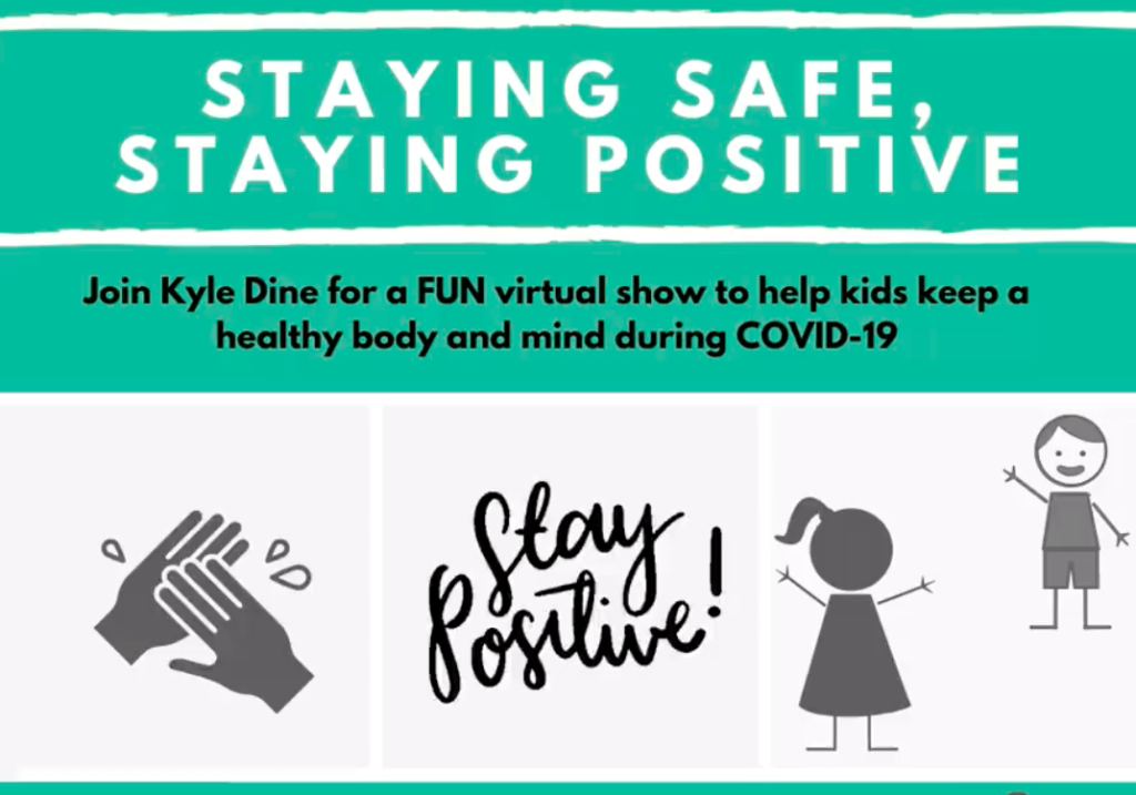 Staying Safe, Staying Positive