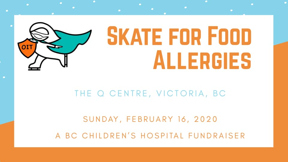 Skate for Food Allergies 2020