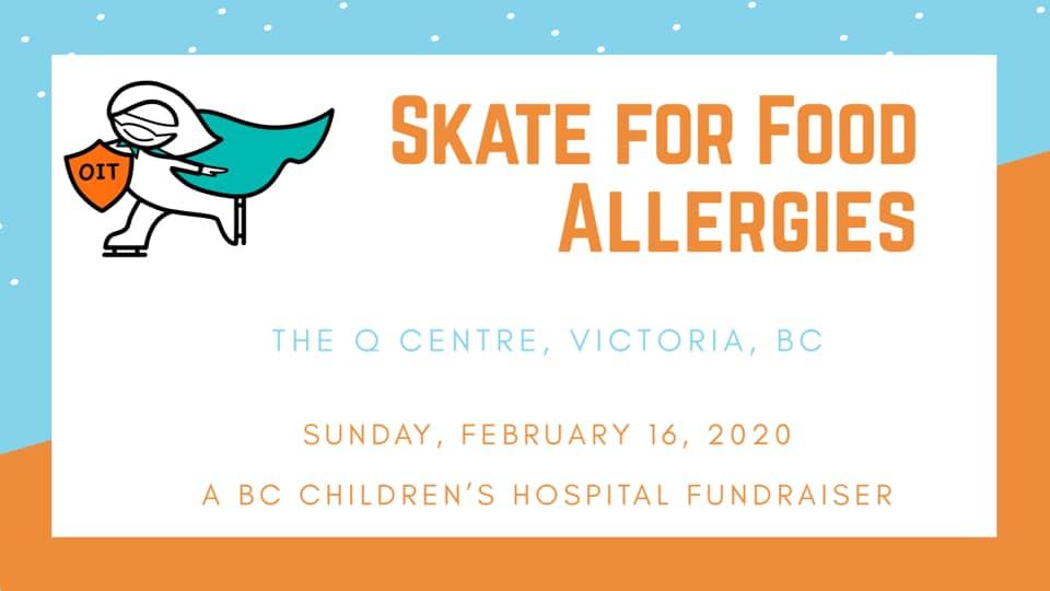 Skate for Food Allergies 2020