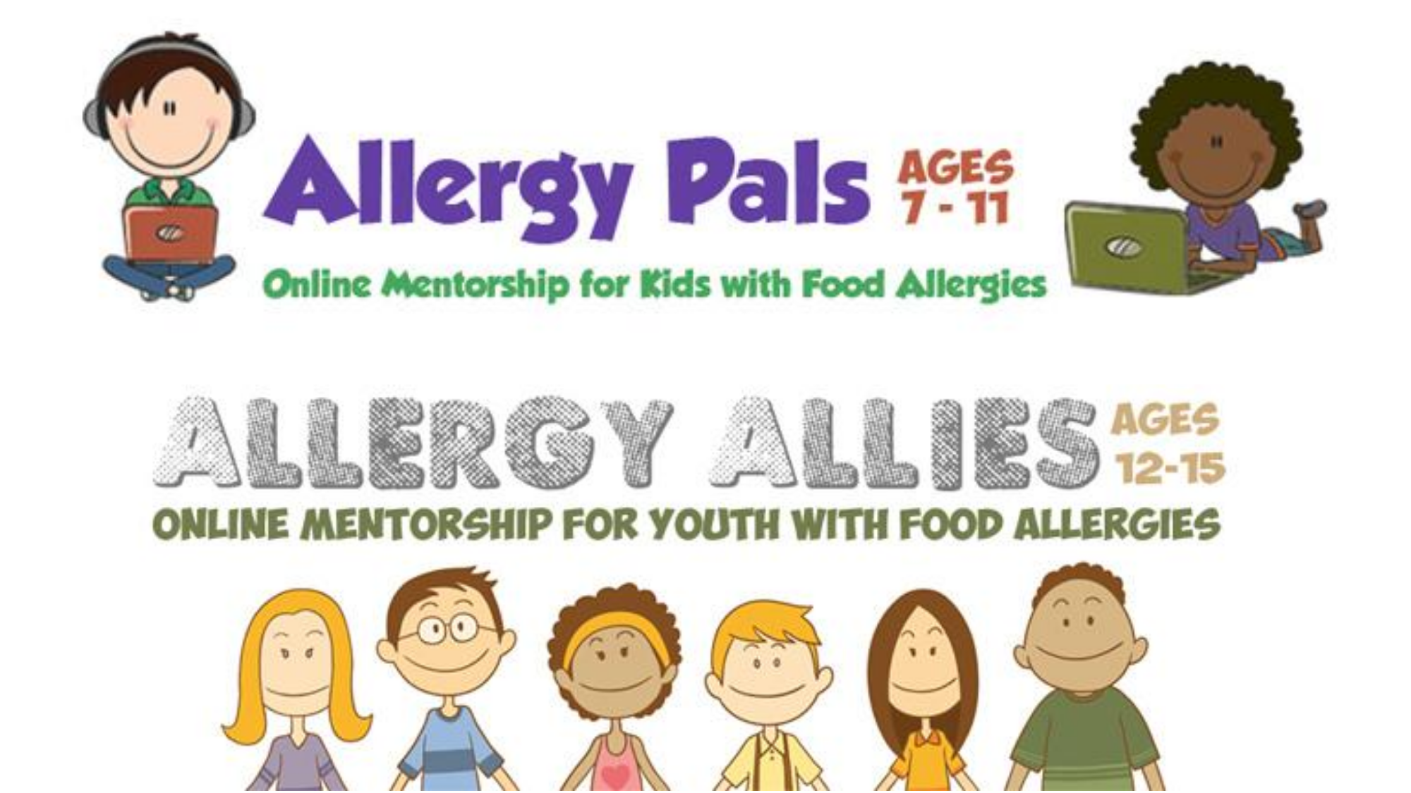 Allergy Pals and Allies online peer mentorship program
