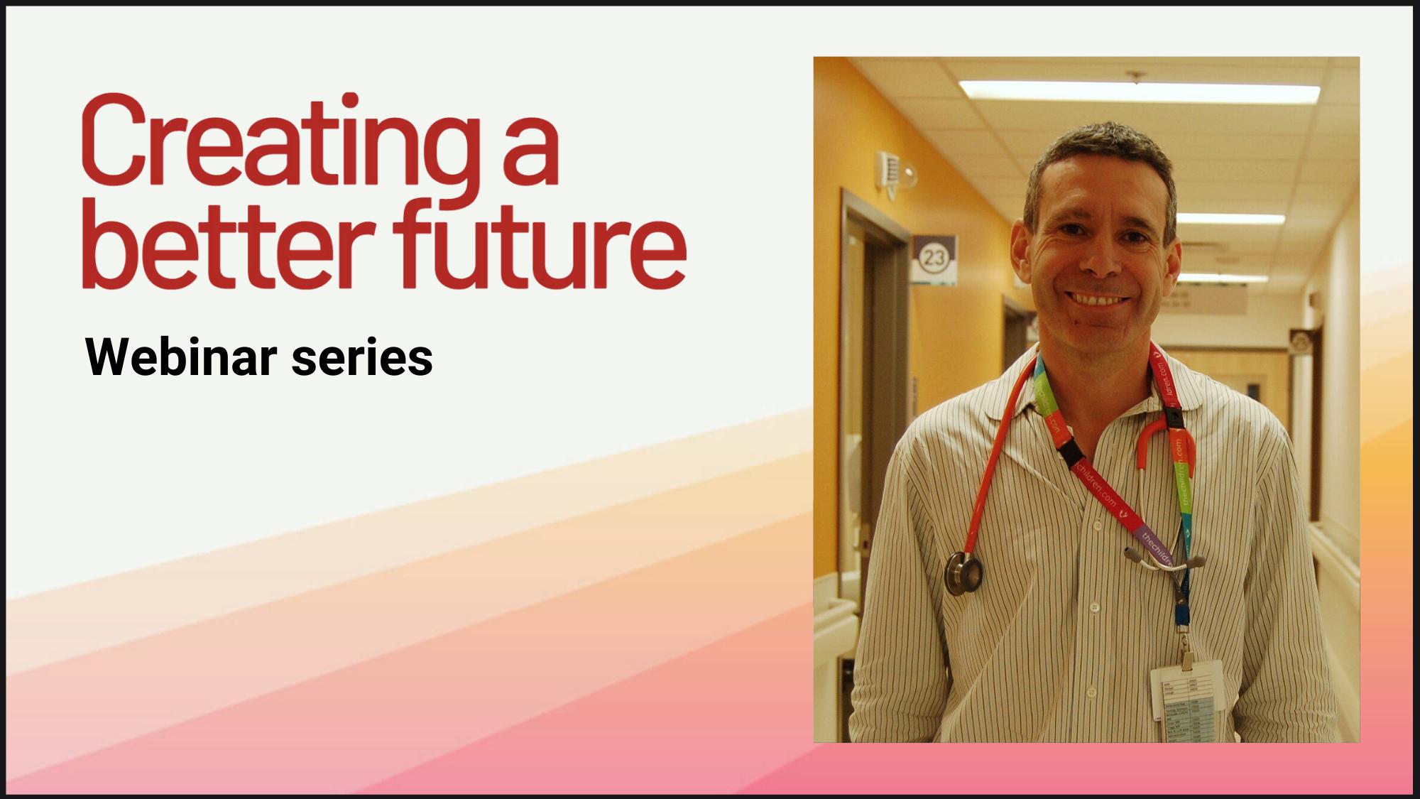 Webinar series with Dr. Ben-Shoshan