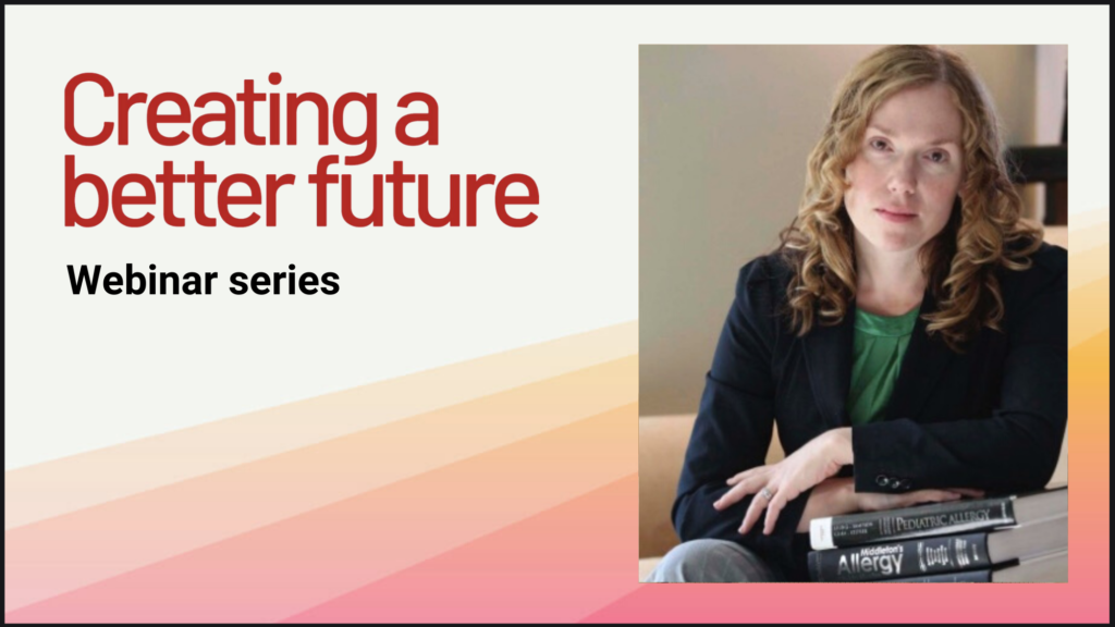 Webinar series with Dr. Elissa Abrams