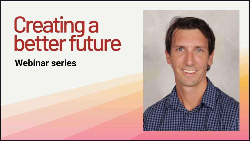 Webinar series with Kyle Dine