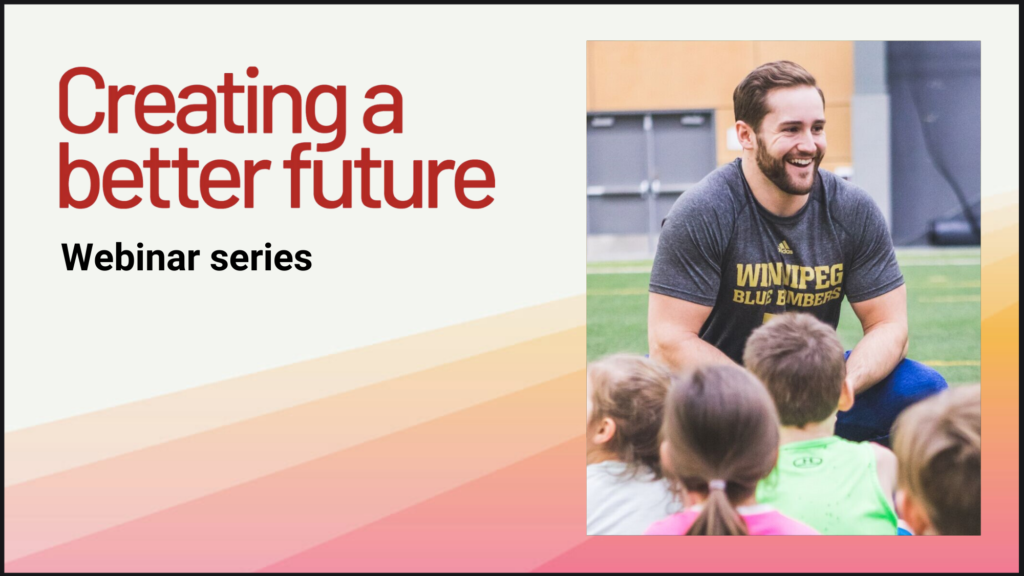 Webinar series with Thomas Miles