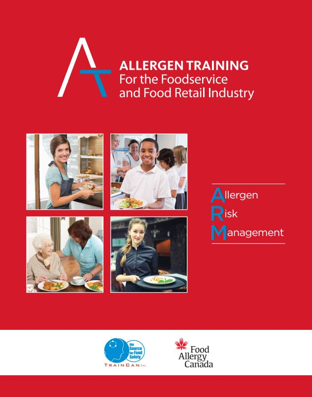 Allergen Training for the Foodservice and Food Retail Industry