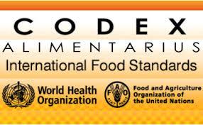 Logo for Codex Alimentarius