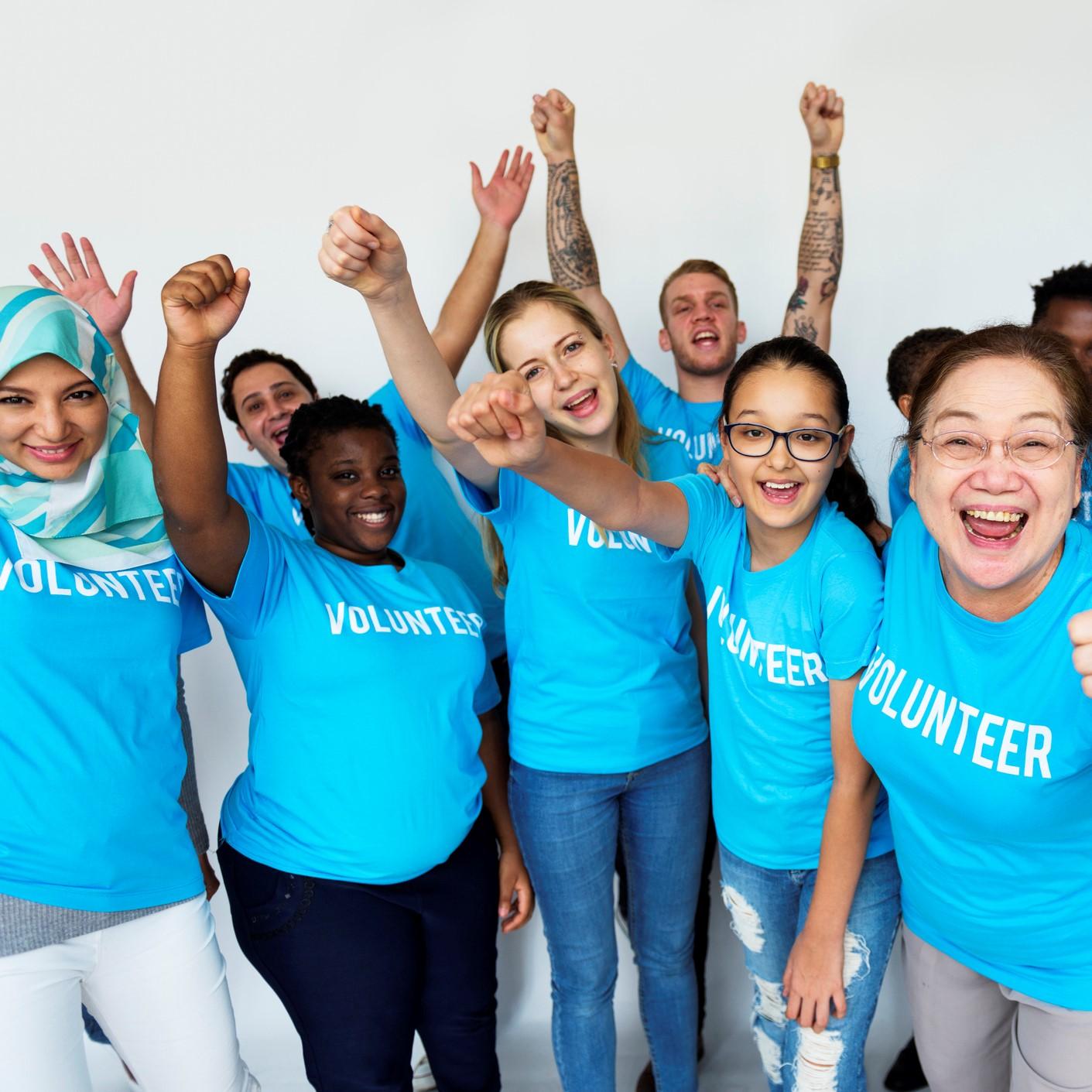 kerja menjadi volunteer