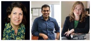 Dr. Megan Bettle, Dr. Zain Chagla, and Dr. Elissa Abrams
