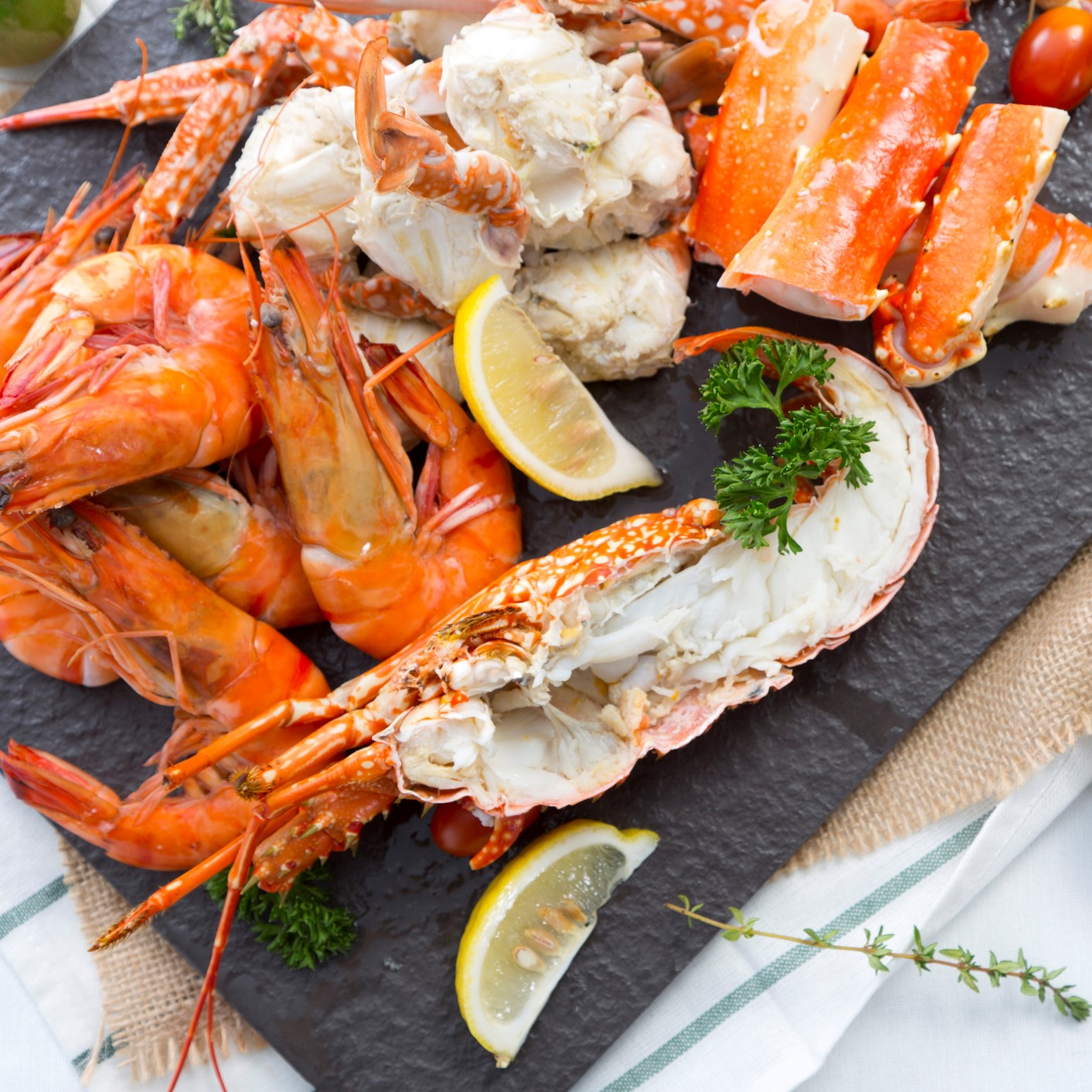 Crustaceans and molluscs - Food Allergy Canada