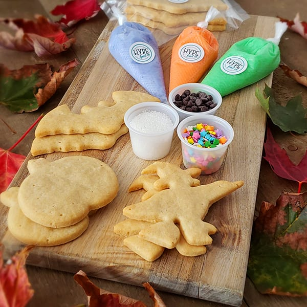 halloween cookie kit