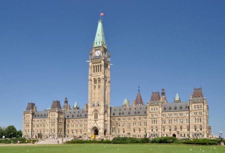 Image du Parlement du Canada