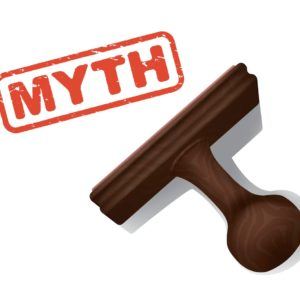 """Myth"" stamp"