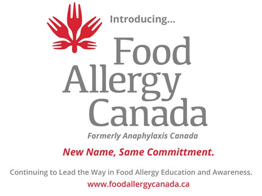 Introducing Food Allergy Canada