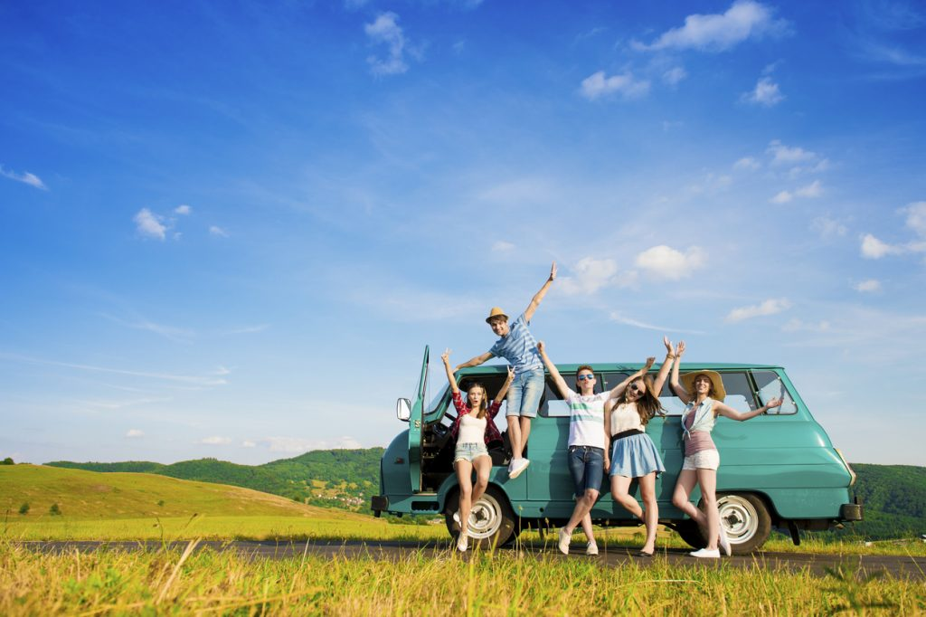 Travel by Map: Road Trips with Food Allergies