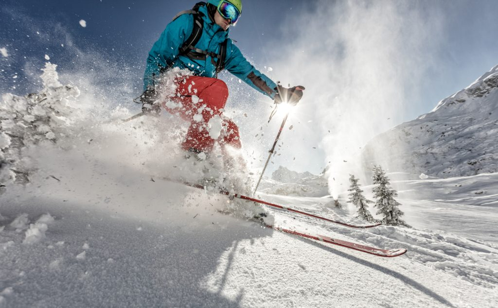 Skiing with Allergies