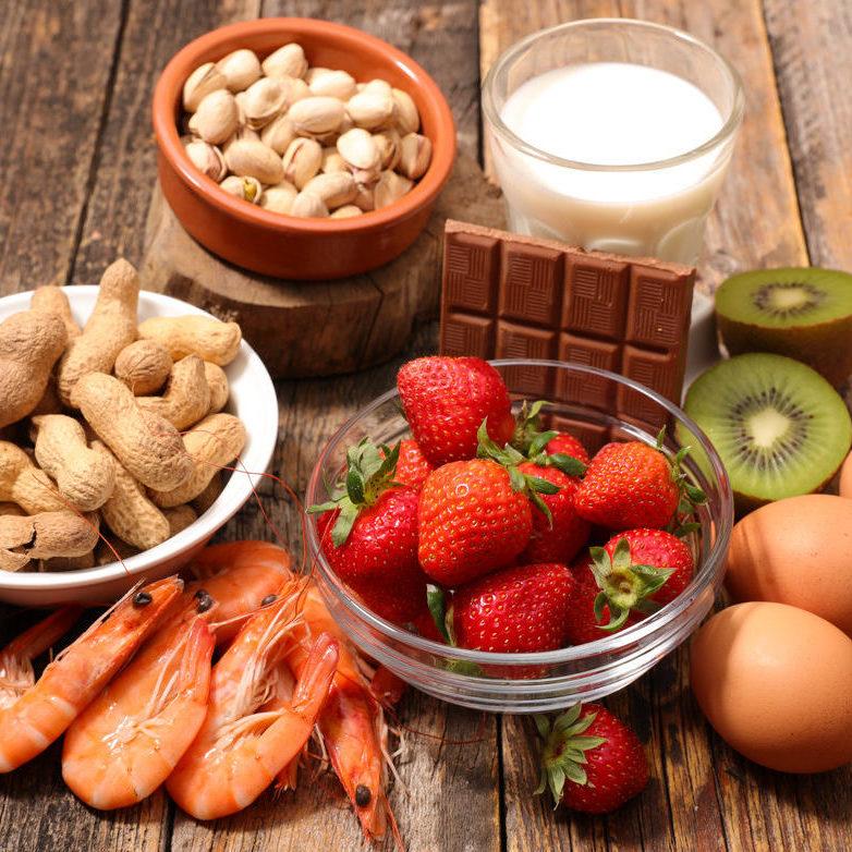 assorted food ingredients