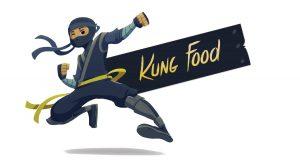 Kung Food app logo