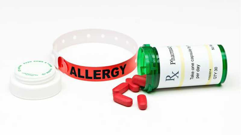 Medication Food Allergy Canada
