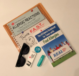 Food Allergy Canada prize pack