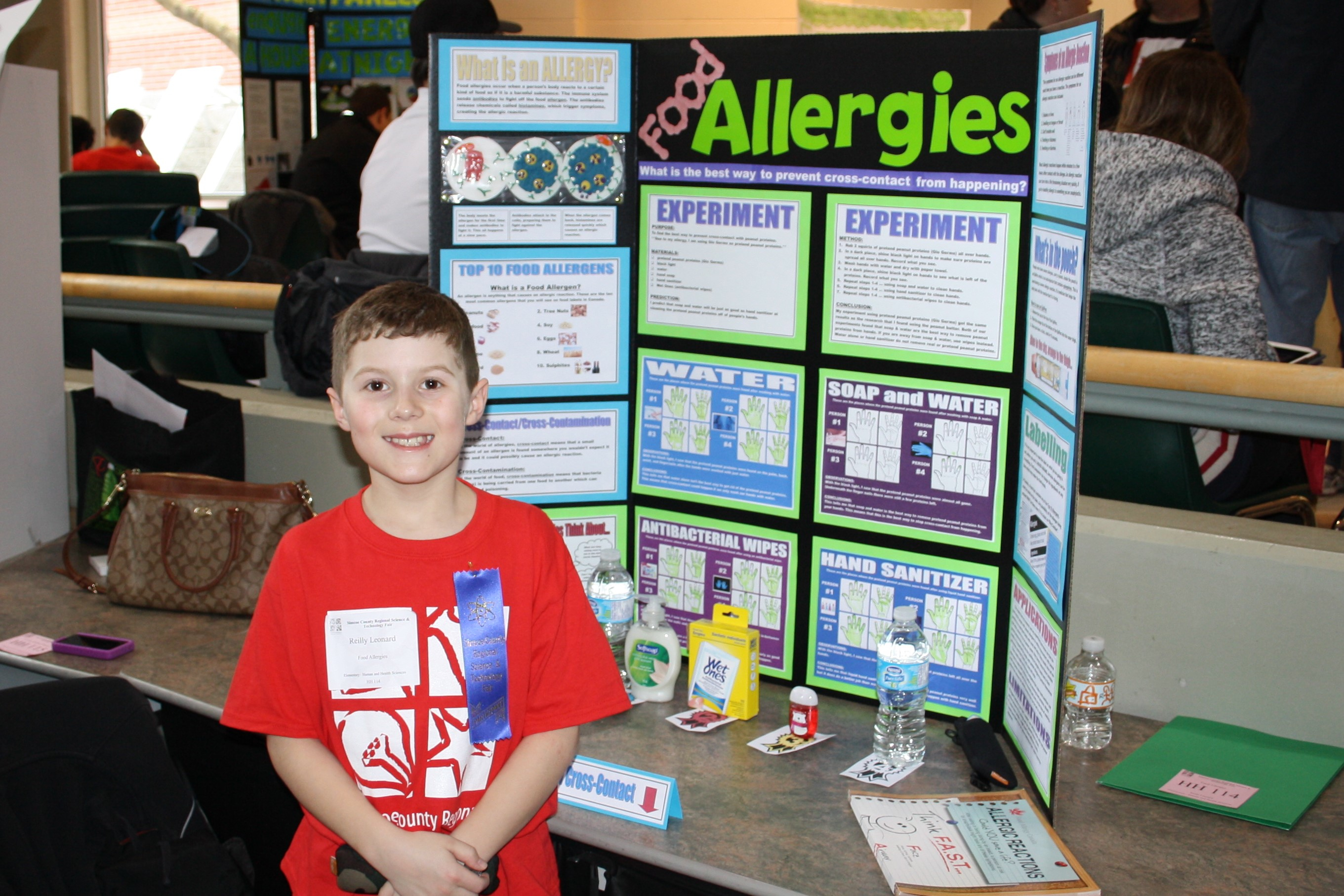 Ontario 5th Grader S Project Wins Awards And Inspires Food