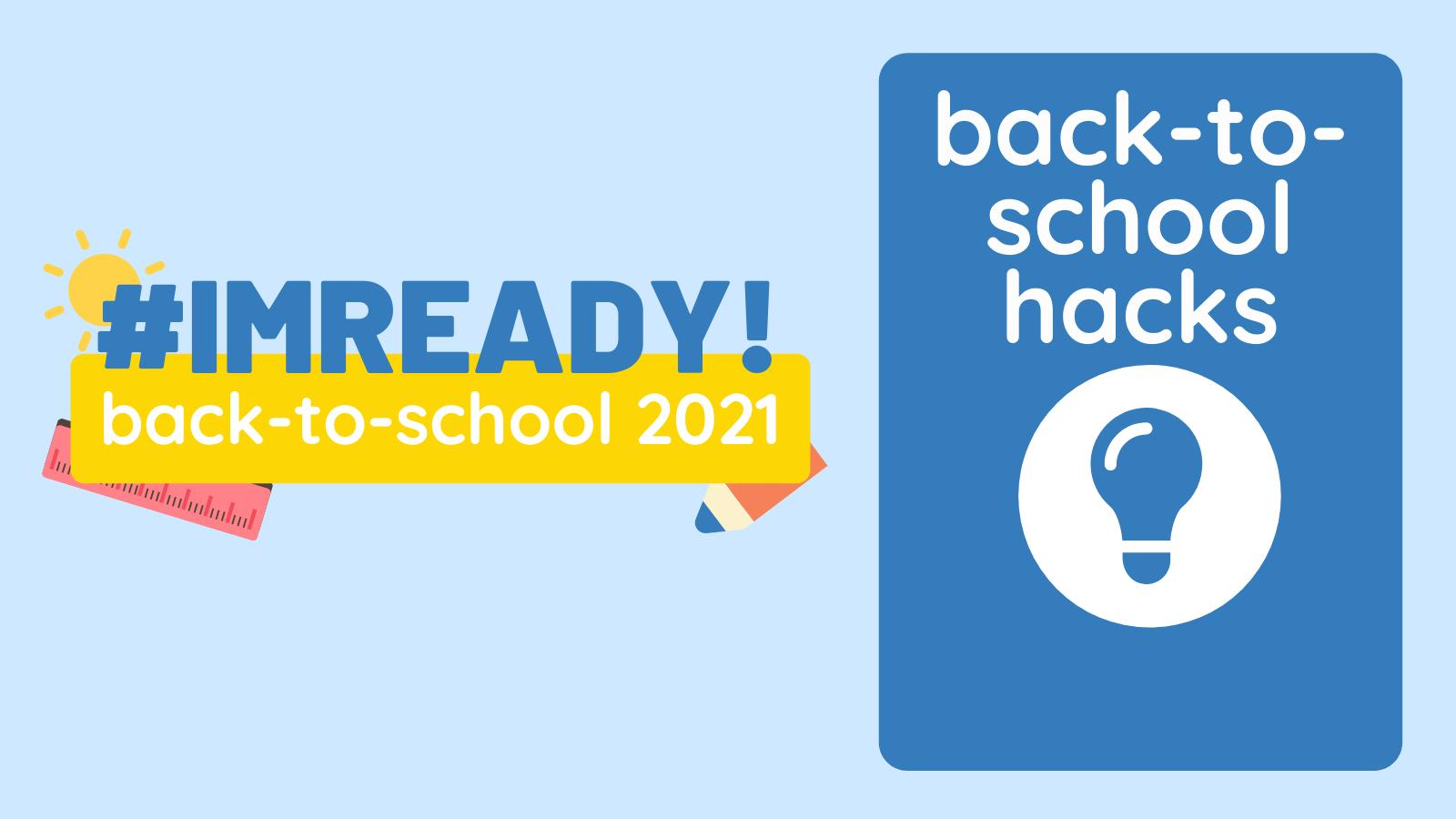 back-to-school hacks