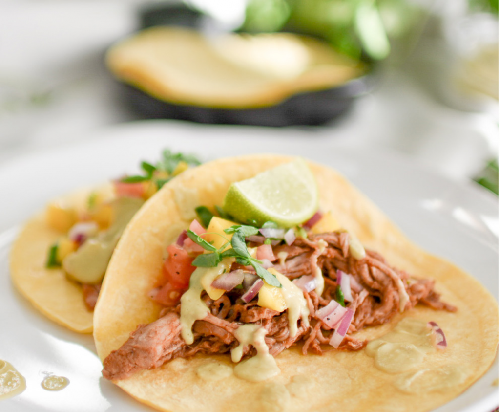 Allergy-friendly tacos