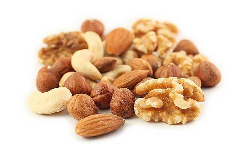 Nuts And Seeds Allergy Food List